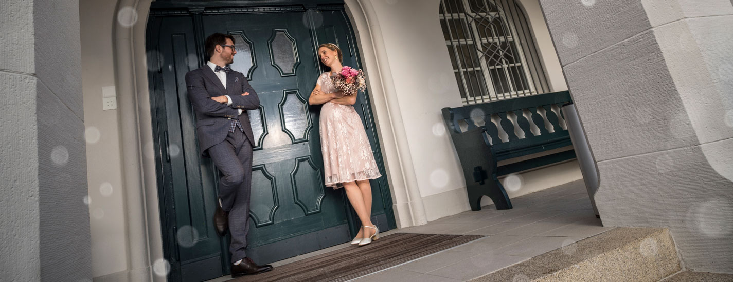 Hochzeitsfotograf, Zur Weid